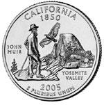 California State Quarter